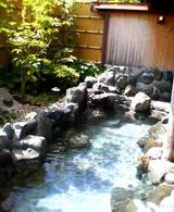 露天風呂(いちおう許可を得て撮影)